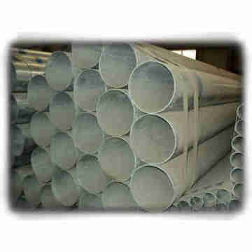 Bs1387 Hot DIP Galvanized Pipe for Water Delivery