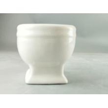 Funny Gift of New Design Toilet Shape Ceramic Jar, Candy Jar