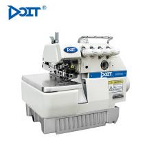 DT 747F High speed 4 thread overlock industrial sewing machine