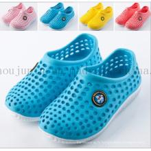 Chaussures d'été personnalisées EVA Leisure Beach Garden Sabots