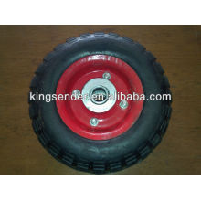 solid rubber wheel 4.10/3.50-4