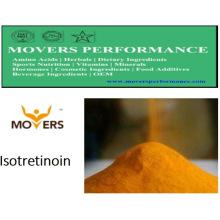 Isotretinoin CAS d'approvisionnement d'usine: catégorie pharmaceutique 4759-48-2