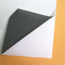 One Way Perforated Window Privacy Wrap Film