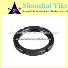 high quality round nut of PE/PEX/PEF series jaw crusher shaft&bearing