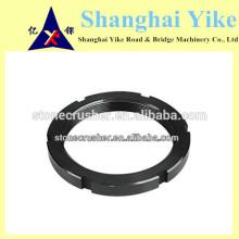 Высококачественная круглая гайка из щековой дробилки серии PE / PEX / PEF и подшипника