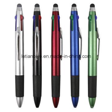 Multicolor 4 Inks Touch Stylus Pen (LT-C603)
