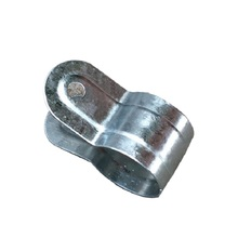 High definition for Greenhouse Lock Channel Hot Dip Galvanized Clamps For Greenhouse Connecting Pipe supply to El Salvador Wholesale