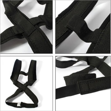 Mendukung back heat inversion table heat belt