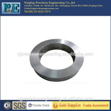 Custom made tungsten titanium alloy mount part