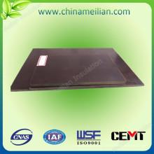 Hoja magnética de fibra de vidrio y resistencia al calor