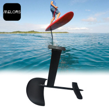 Black Color Aluminum SUP Surfboard Surfing Hydrofoil