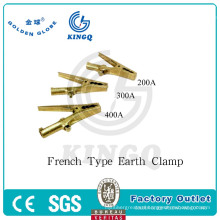 Kingq Electrical Earth Clamp Welding Tools of Welding Torch