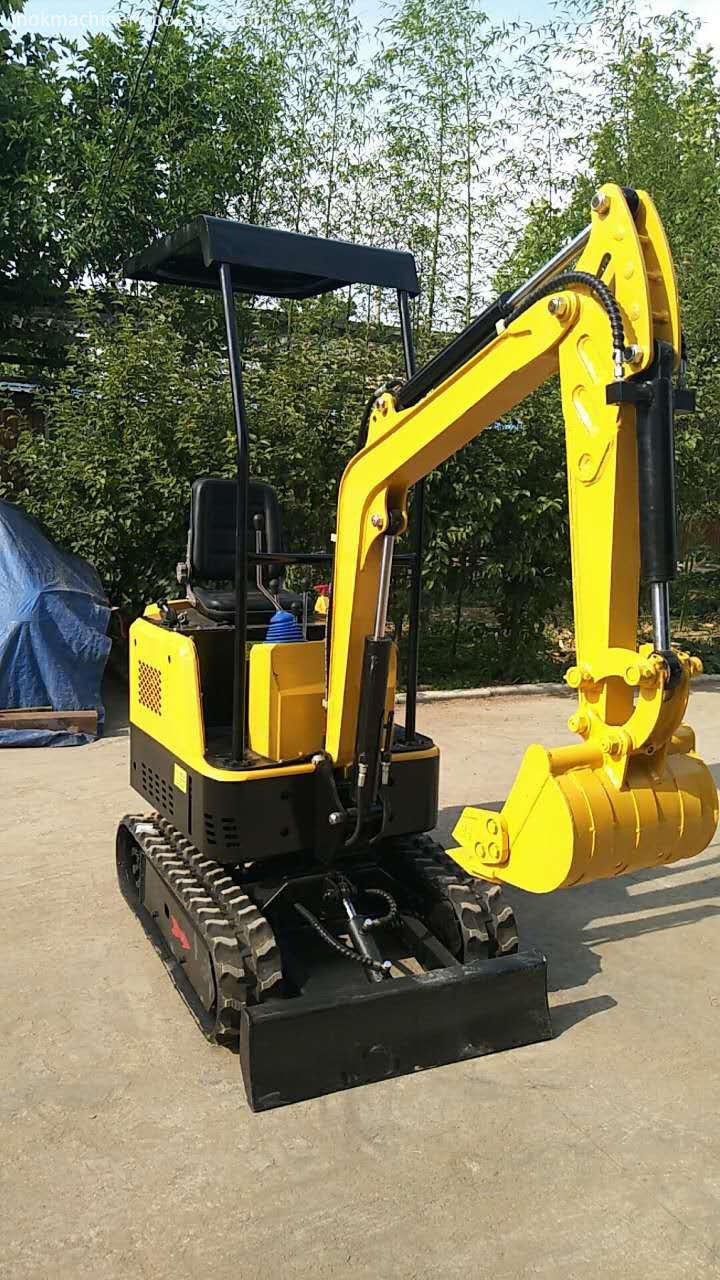 0.8 T 1 T excavator (2)