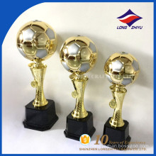 Gold Plating Metal World Cup Soccer Trophy