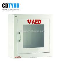 Pour le coffret de défibrillateur en métal de fabricant d'AED TY-E3