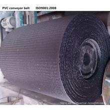 680 ignífugo sólido tejido cinta transportadora