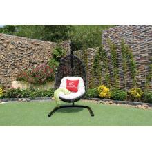 Eagle Collection - Modèle RAHM-002A Top résistant aux UV Tout temps Rattan Egg Chair Meubles de jardin extérieur - Hamac