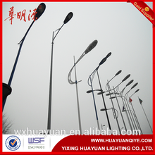 All available type galvanized steel light pole