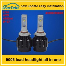 2015 new 9006 car led light led headlight bulbs cars accessories all in one update easy installation