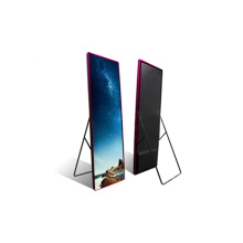 Good Quality for China Led Iposter,Hd Iposter,Led Stand Poster Manufacturer HD Ultra Slim Poster LED Screen export to India Factories