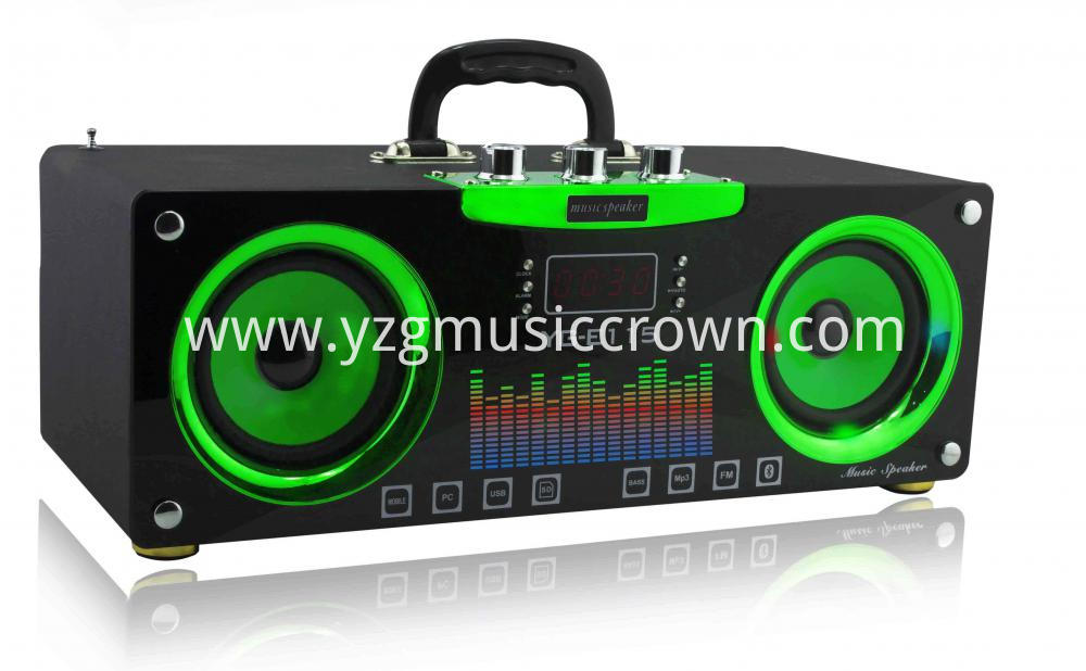 fashion touch screen speaker