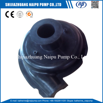 Elastomer Slurry Pump Cover Plate Foder
