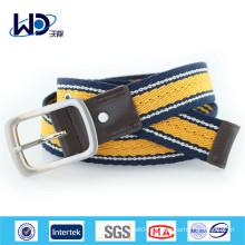2015 Мода Повседневная Webbing Мужчины Холст Belt