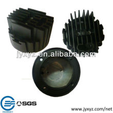 изготовленный на заказ отливка точности OEM алюминиевый теплоотвод корпуса