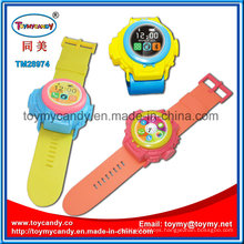 2016 New Fashion Watch Phone Music Talking Mobile Toy