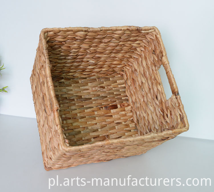 weaving storage basket