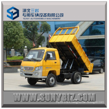 1t 2t 3t China Cheap Diesel Truck Mini Tipper Truck Light Dumper 4X2 Small Dump Truck