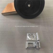 Filtro de filtro de malha de arame de aço inoxidável