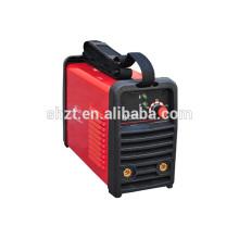 Inverter dc máquina de soldadura de arco manual, DC máquina de soldar ZX7-200 para el hogar