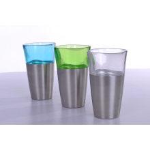 Vide de haute qualité en acier inoxydable SVC-400pj vide tasse bière vide tasse