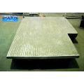 Chromium Carbide Clad Sinter Machine Scraper