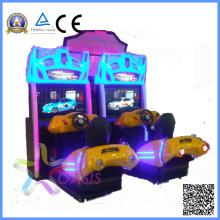 Máquina de jogo quente da arcada do carro de competência da rua do movimento 3D