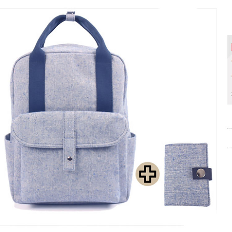 Book Bag Backpack
