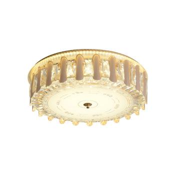 Lámparas de techo de araña de cristal