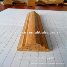 india use wooden recon moulding teak margin