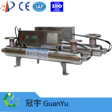 75 GPH UV purification systems for swimming pool