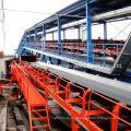 ASTM / DIN / Cema / Sha-Standardtrog-Gurtförderer-Anwendung im Hafen