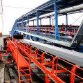 ASTM/DIN/Cema/Sha Standard Trough Belt Conveyor Application in Port
