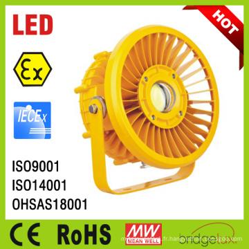 Réverbère antidéflagrant Atex haute puissance LED