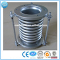 Flange connection Stainless Steel Bellows compensator