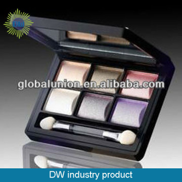 6 Colors Private Label Eyeshadow Makeup