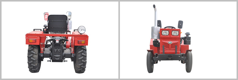 Hot Product Mini Tractor and Farm Machinery Tractor