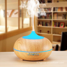 Umidificatore d'aria all'ingrosso Rainbow Aroma Bloom Diffusore 400ml
