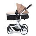 Детская коляска с функцией вращения на 360, Коляска для детской коляски Hot Mom 2020