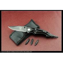 """Cuchillo de múltiples funciones del acampar de 8.4 """"(SE-133)"""