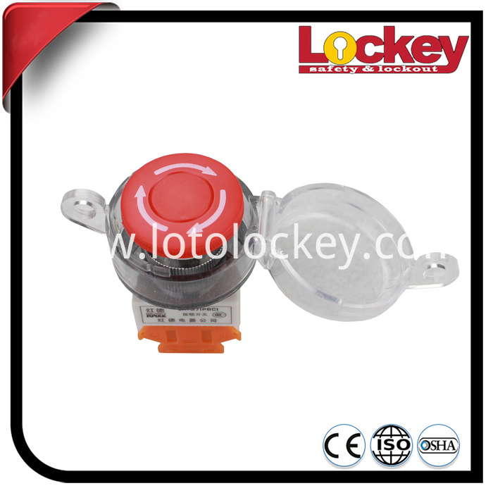 Electrical Push Button Lockouts